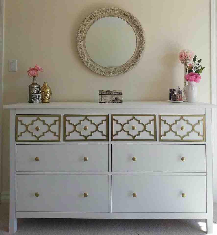 Ikea Hermes Dresser Home Furniture Design