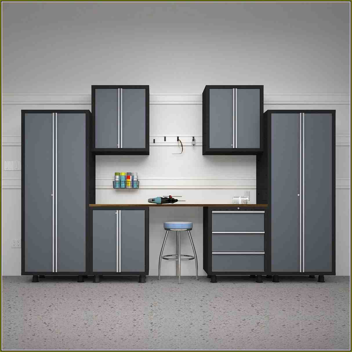 Shop Storage: Kobalt Garage Cabinets
