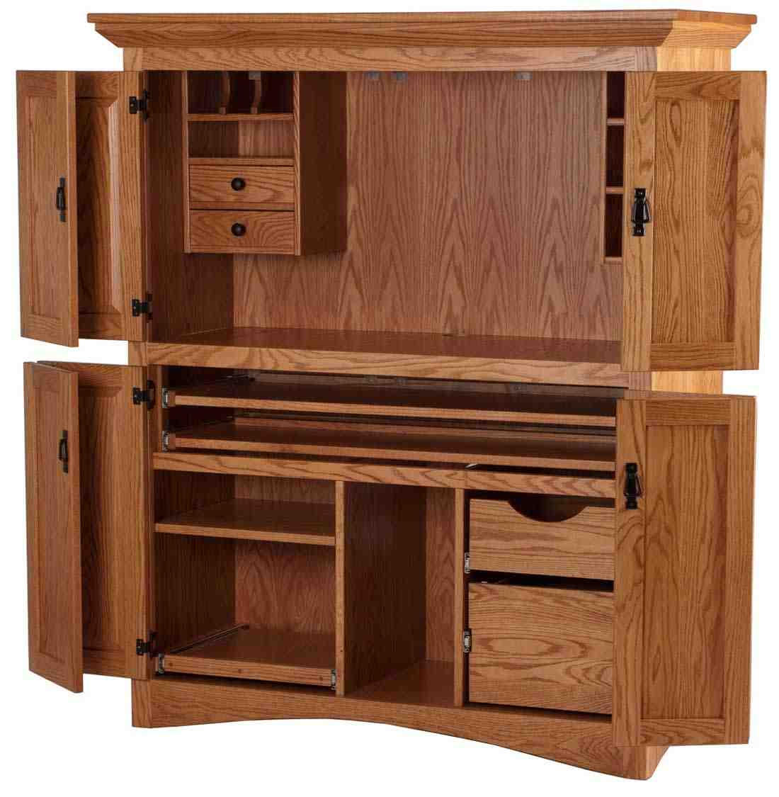 Modern Office Armoire - Home Furniture Design