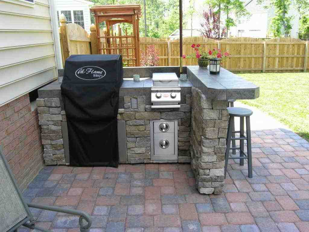 Outdoor Kitchen Cabinets Home Depot Home Furniture Design