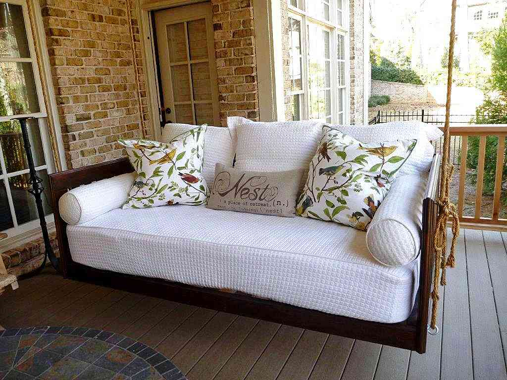 How To Buy Porch Swing Cushions