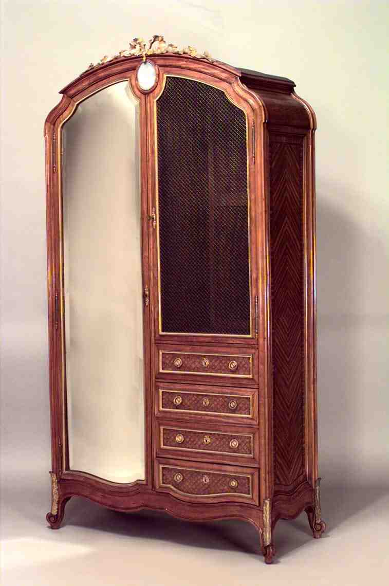 Victorian armoire home furniture design for Victorian home furniture