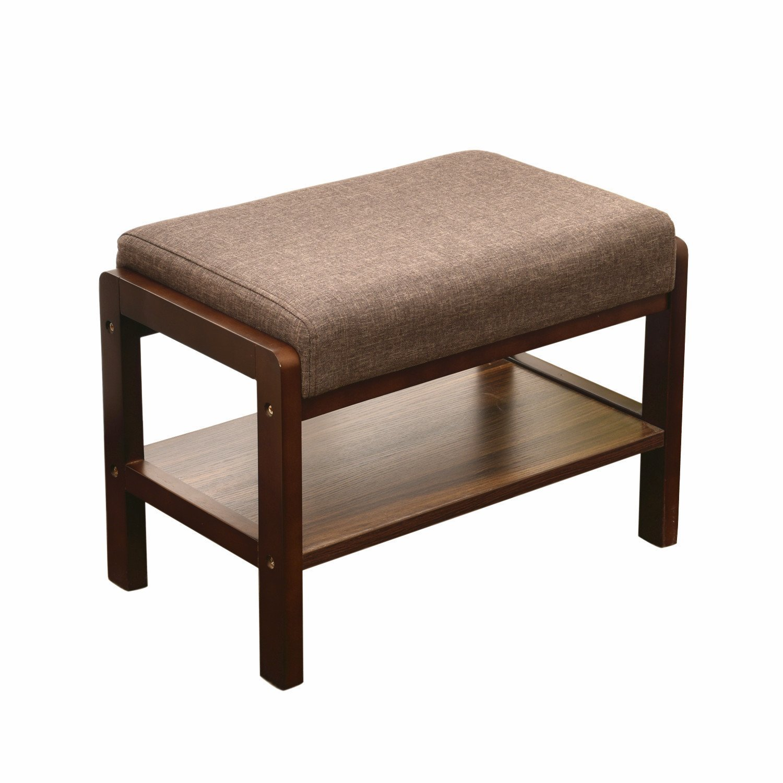 Shoe Storage Bench Seat Home Furniture Design