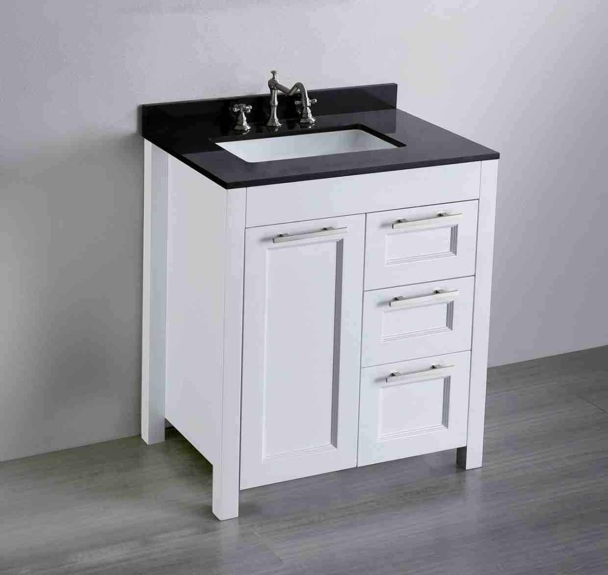 30 inch vanity cabinet home furniture design for Cabinets and vanities