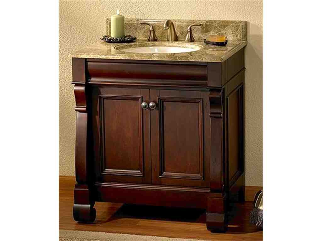 30 Vanity Cabinet - Home Furniture Design