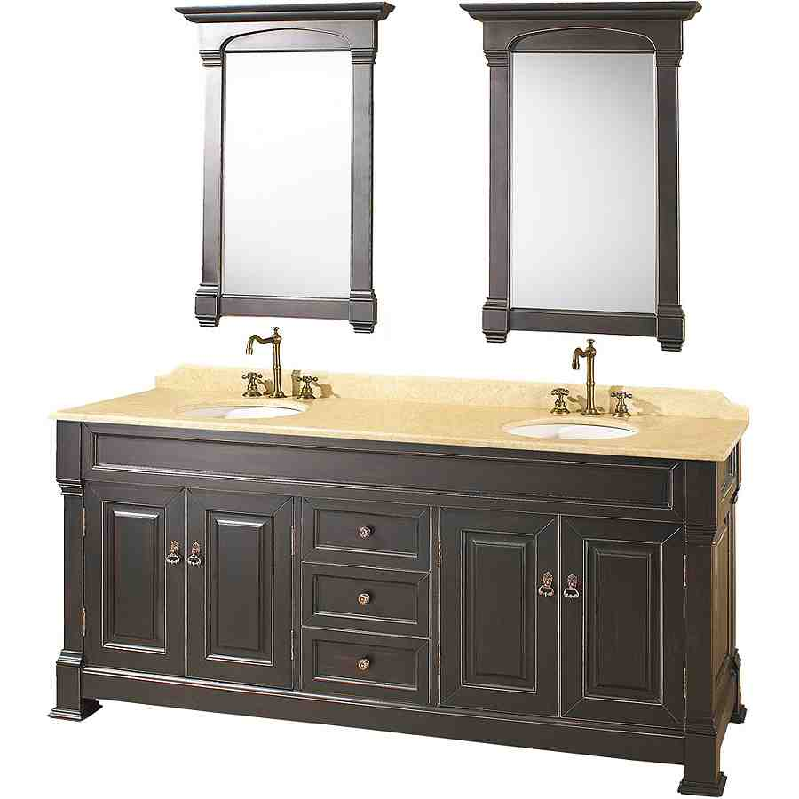 72 inch bathroom vanity cabinet home furniture design for Bathroom cabinet designs photos