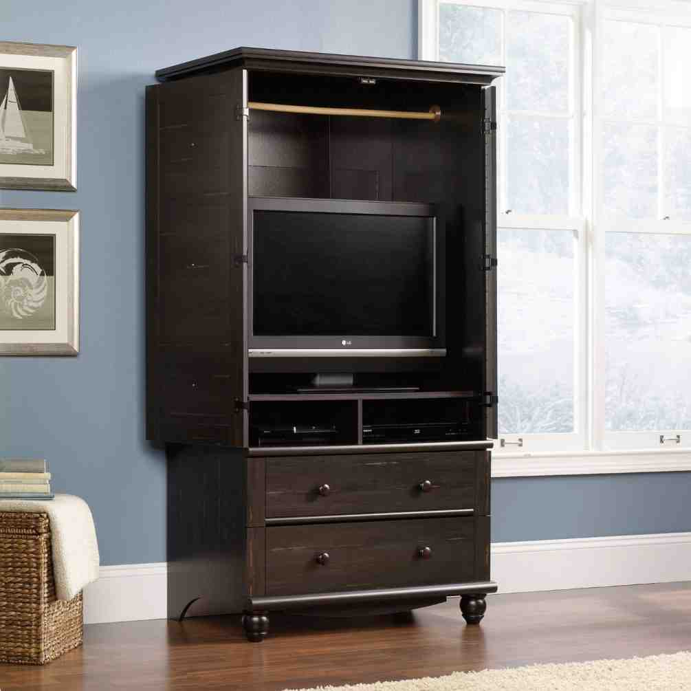 Armoire for tv home furniture design for Armoire tv design