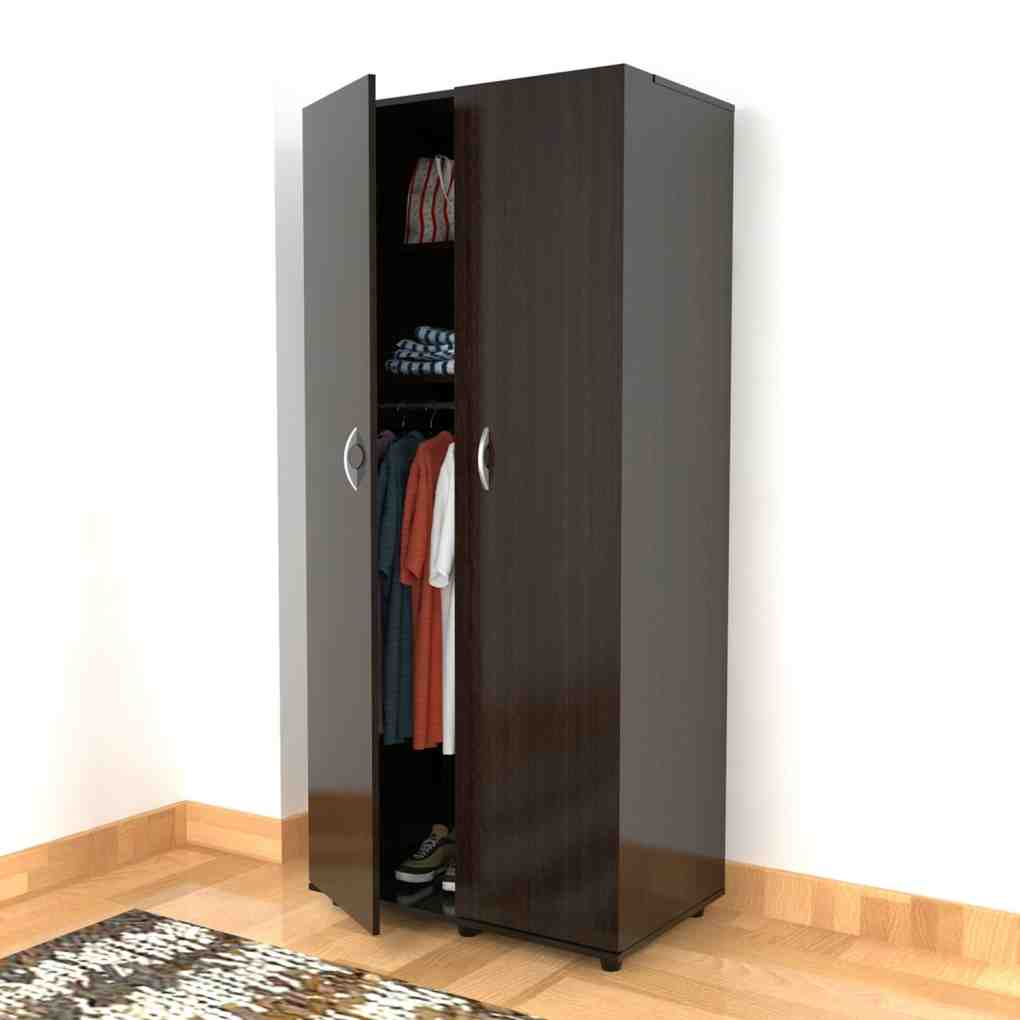 armoire to hang clothes home furniture design. Black Bedroom Furniture Sets. Home Design Ideas