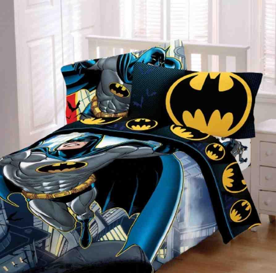 batman comforter set twin home furniture design. Black Bedroom Furniture Sets. Home Design Ideas