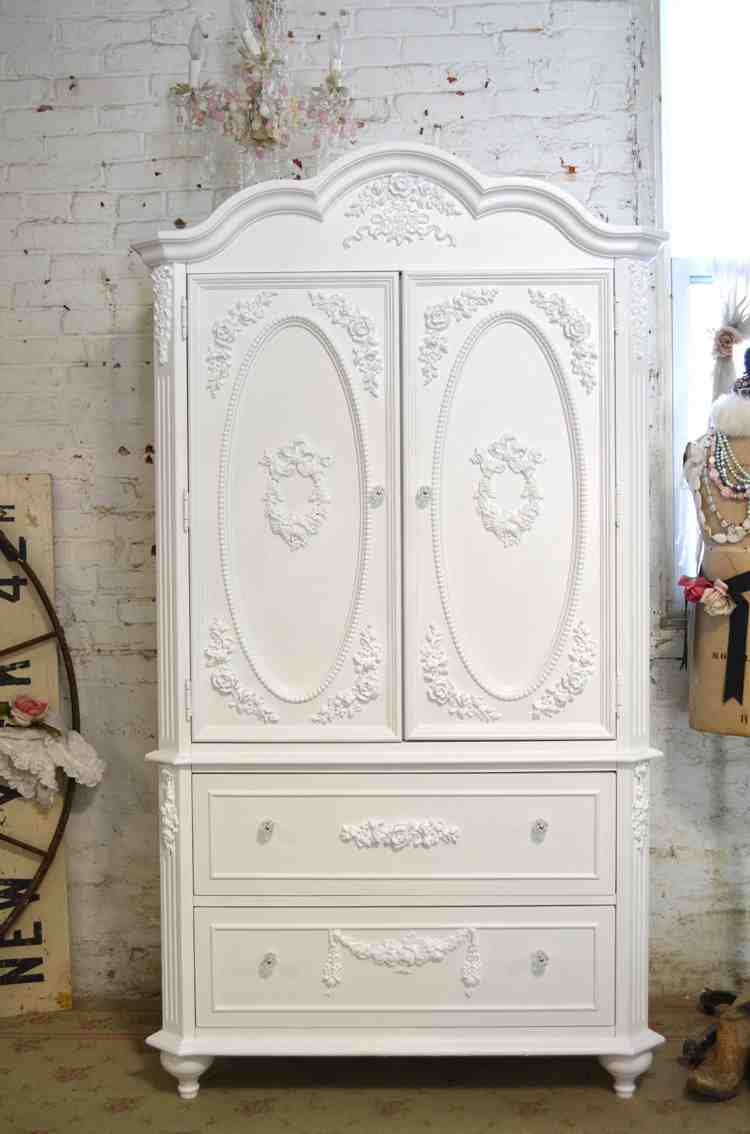 Cottage Armoire Home Furniture Design