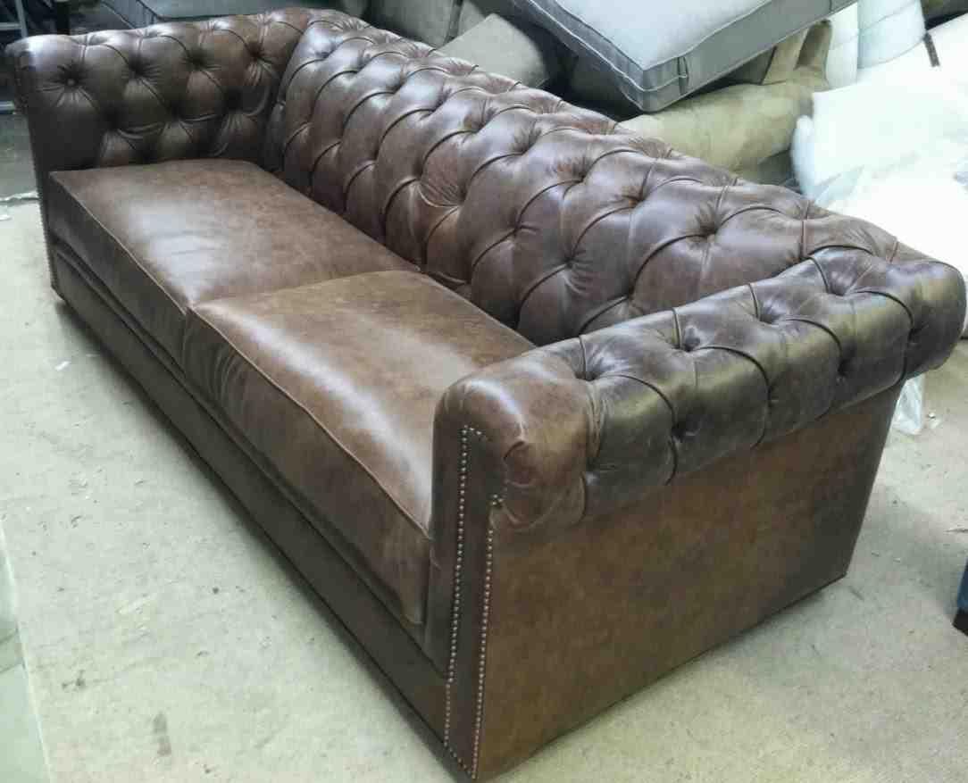 Custom Chesterfield Sofa Home Furniture Design