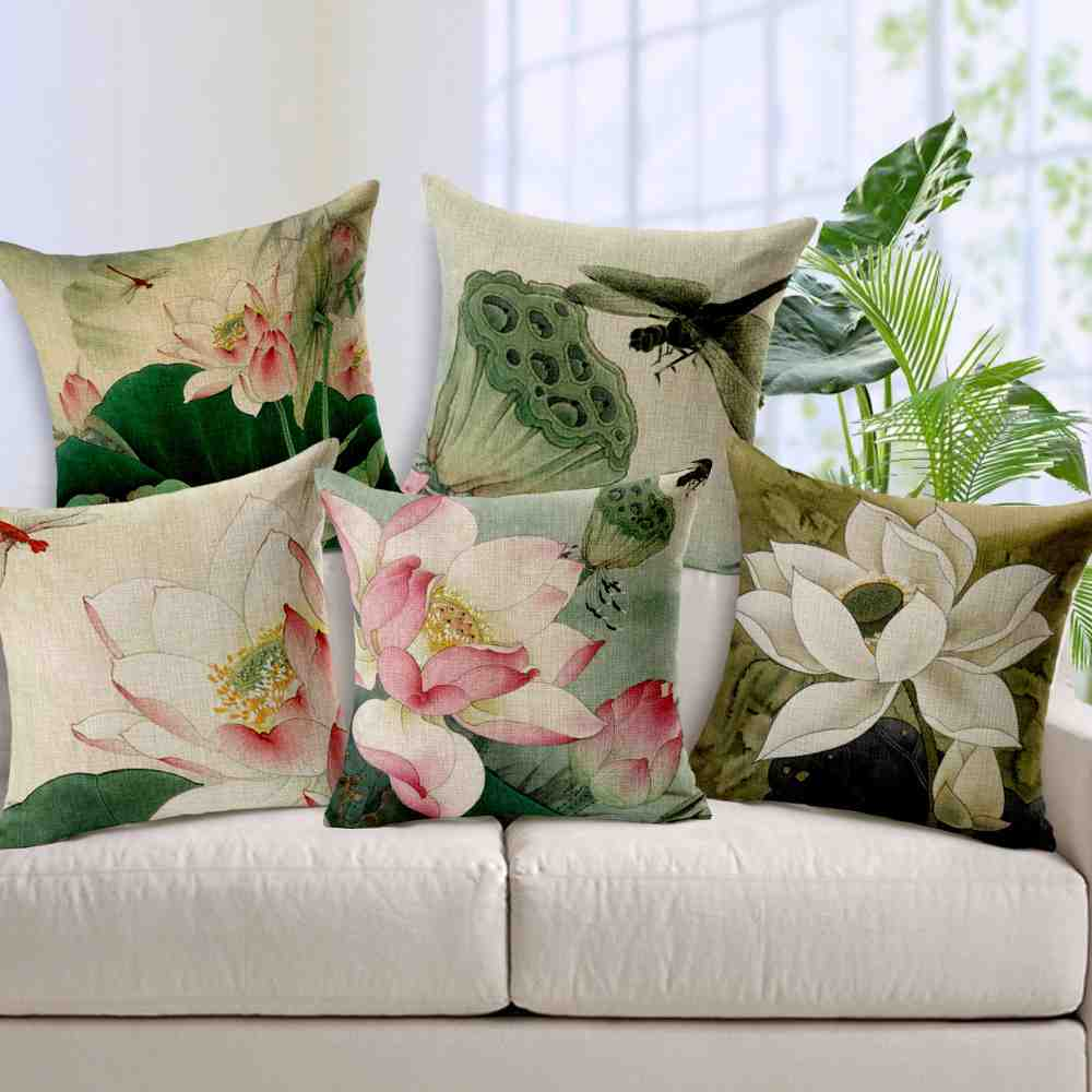 Custom Sofa Cushion Covers Home Furniture Design