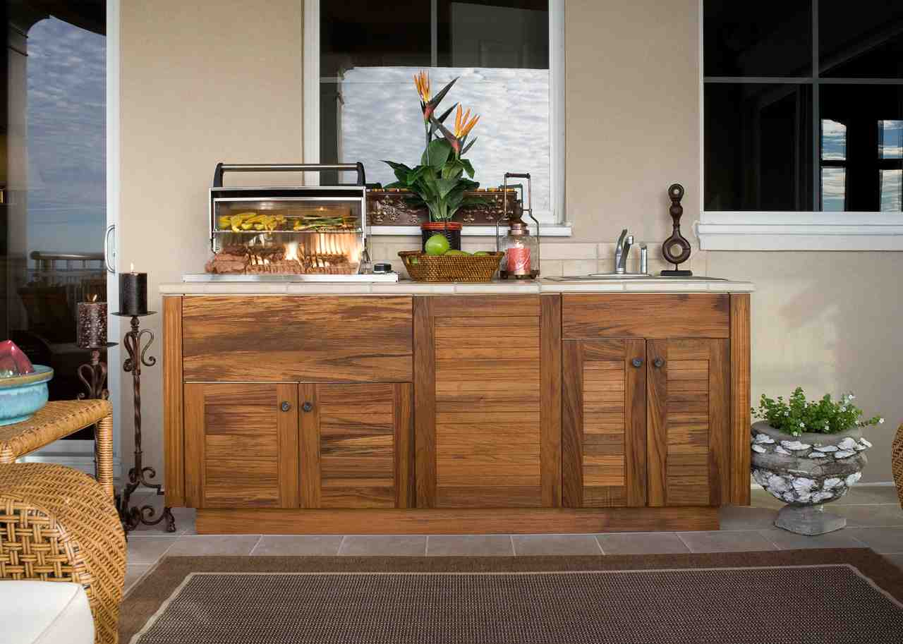 Diy Outdoor Kitchen Cabinets - Home Furniture Design