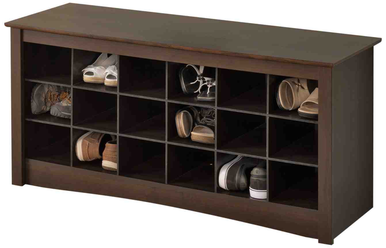 Entry Bench With Shoe Storage Home Furniture Design