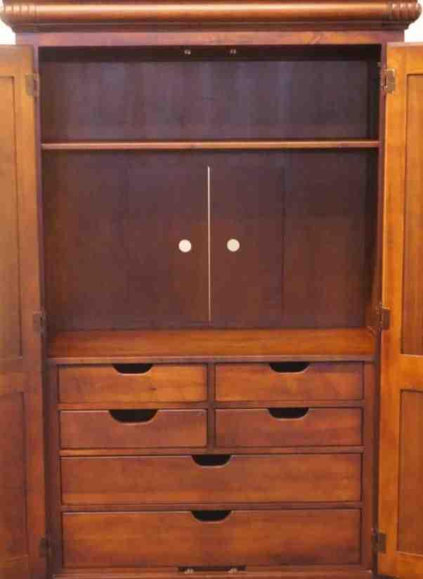 Ethan Allen Tv Armoire Home Furniture Design
