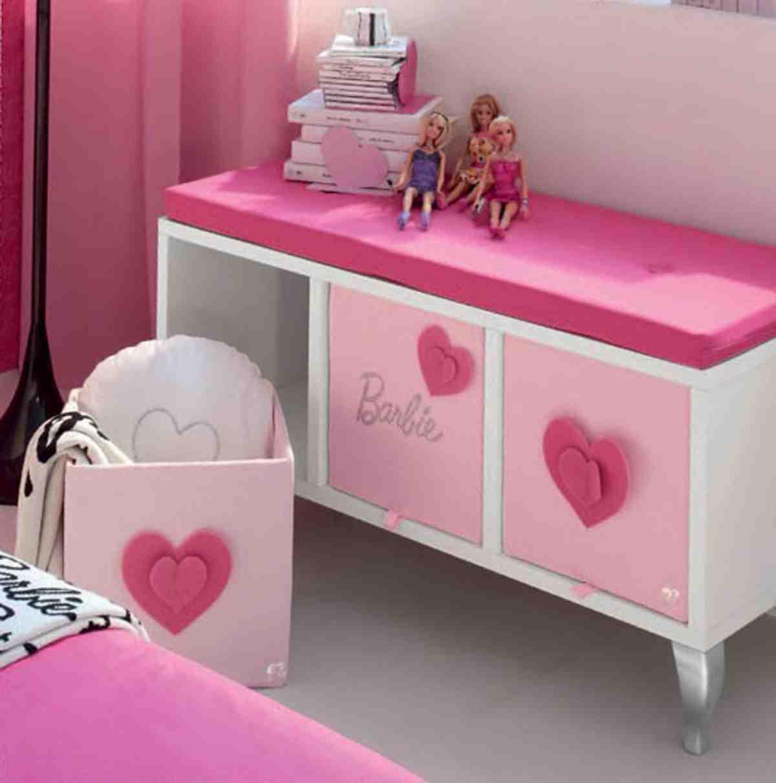 Girls Storage Bench Home Furniture Design