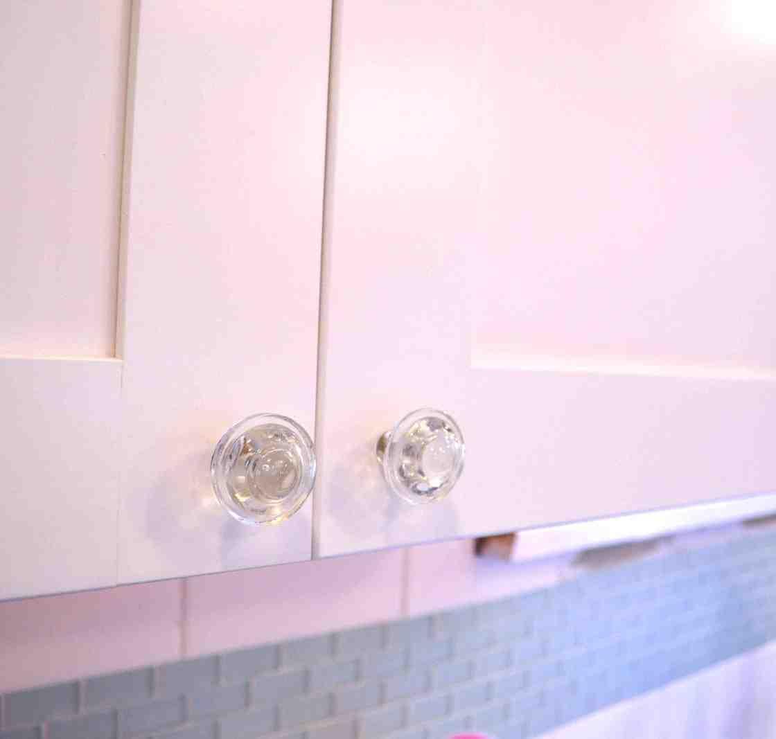Glass Kitchen Cabinet Door Pulls: Glass Kitchen Cabinet Knobs