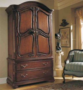 Buffet Server Cabinet Home Furniture Design