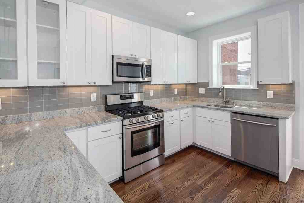 Kitchen Floors With White Cabinets Home Furniture Design