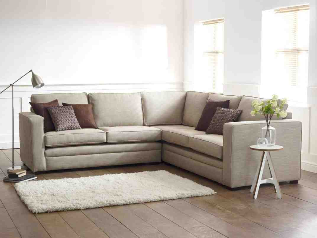 L Shaped Sofa Bed Home Furniture Design