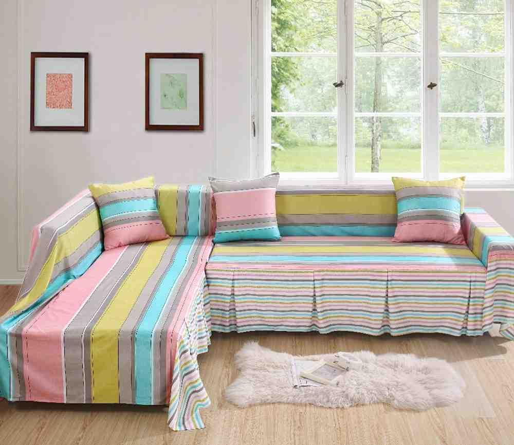 L Shaped Sofa Covers Home Furniture Design