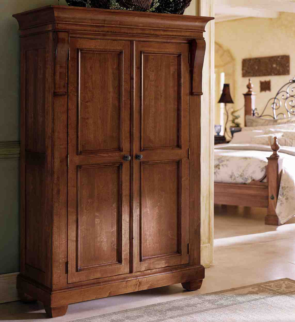 Clothing Armoire Home Furniture Design