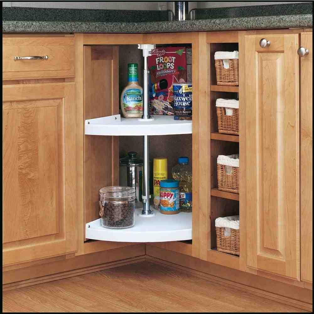 lazy susan for corner cabinet home furniture design. Black Bedroom Furniture Sets. Home Design Ideas