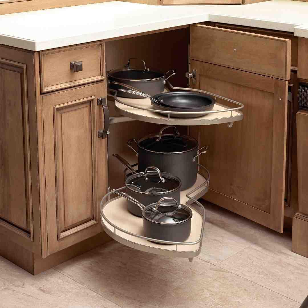 Lazy Susans for Kitchen Cabinets - Home Furniture Design