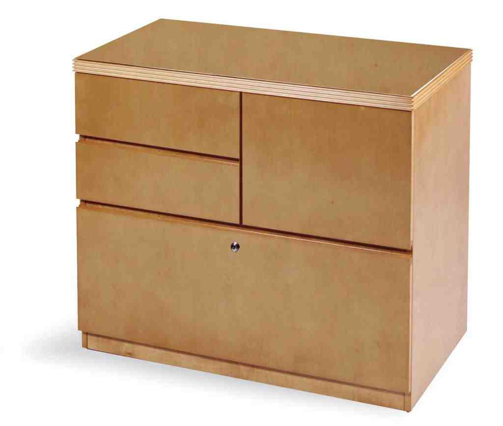 locking cabinet wood home furniture design
