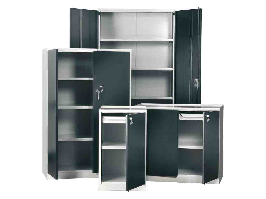 Storage cabinet for