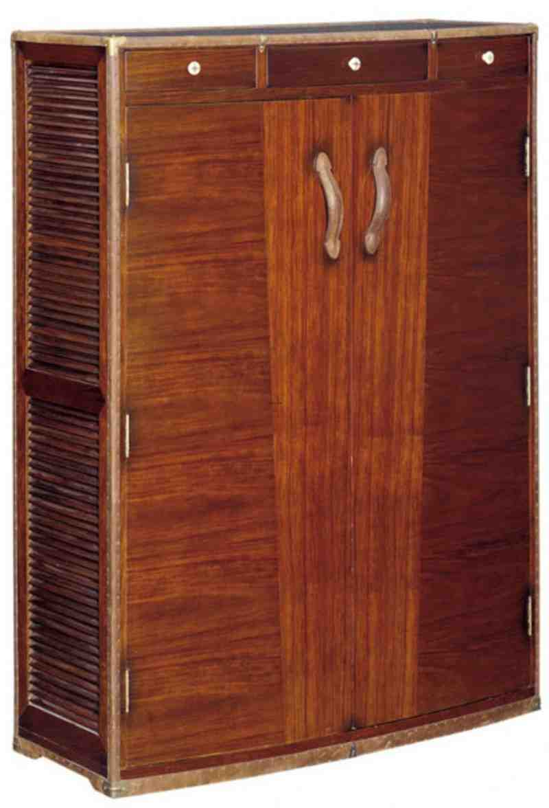 Wooden Storage Cabinets ~ Shoe storage cabinet with doors home