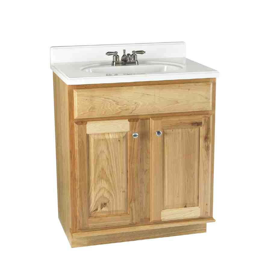 Lowes bath cabinets home furniture design for Low bathroom cabinet