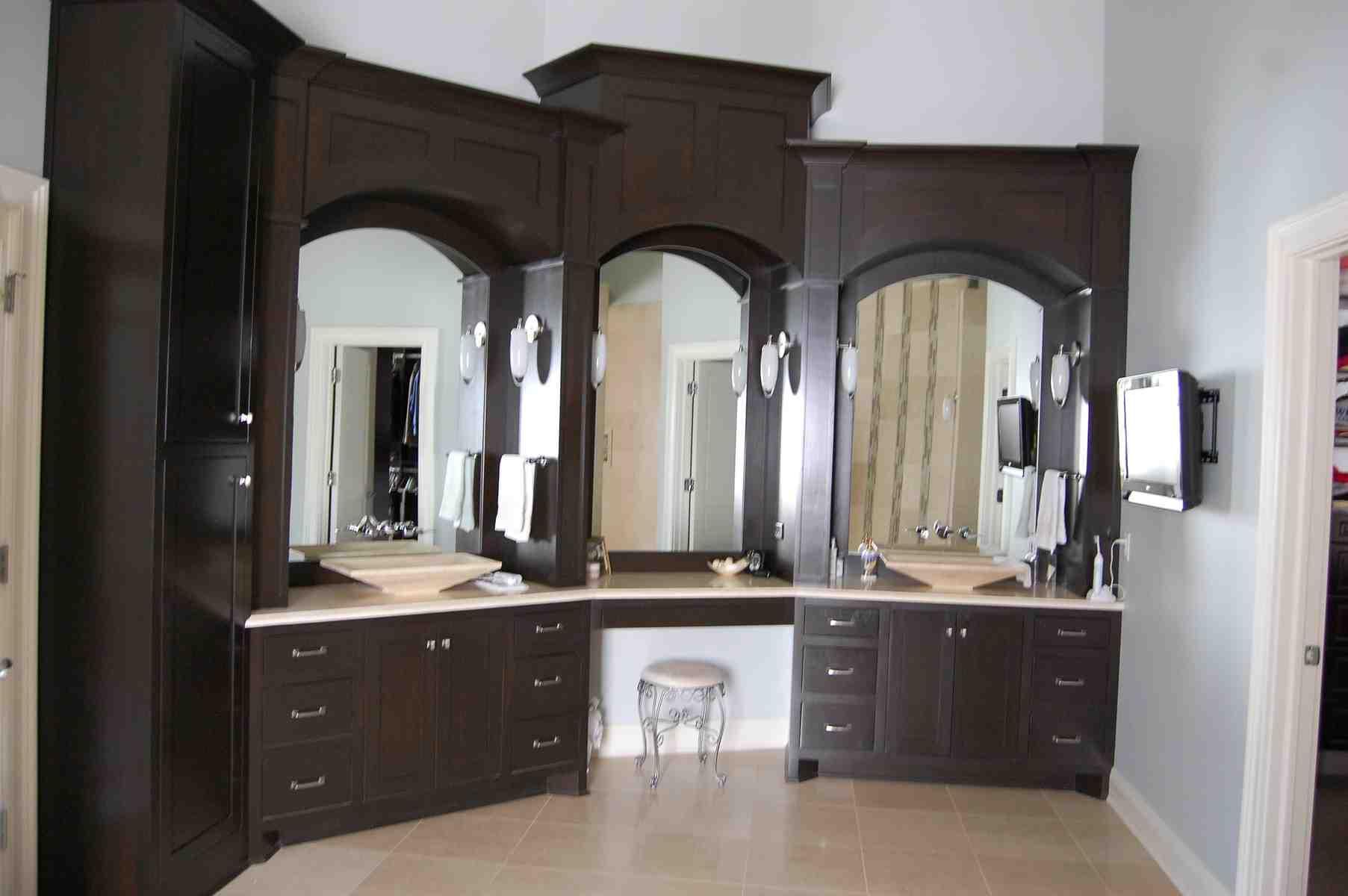 marvelous bathroom storage cabinet | Master Bathroom Cabinets - Home Furniture Design