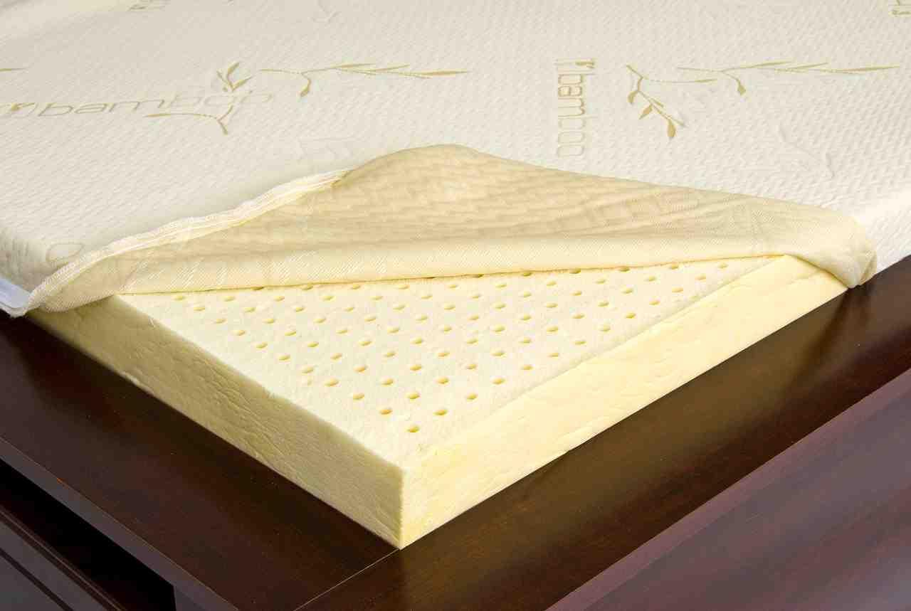 Home design 3 inch memory foam mattress pad - Home design mattress pads ...