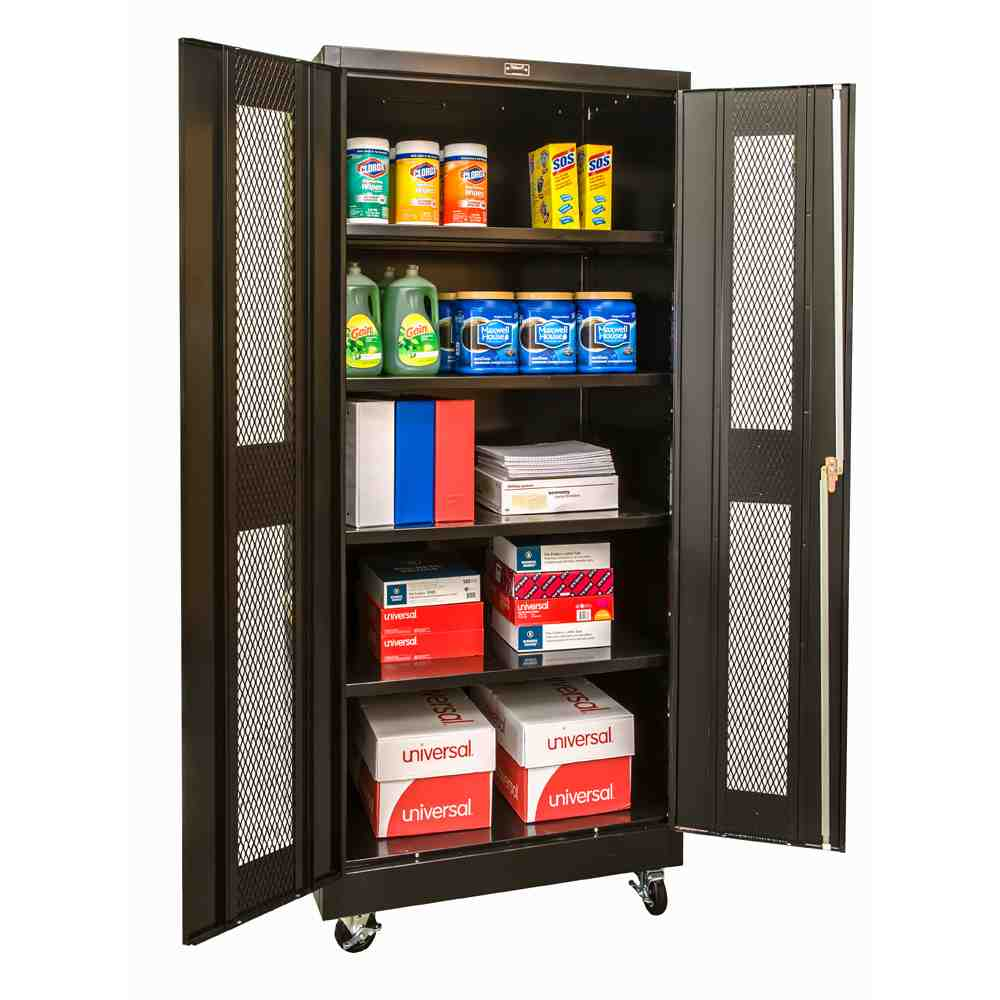 Portable Storage Cabinets : Mobile storage cabinets home furniture design