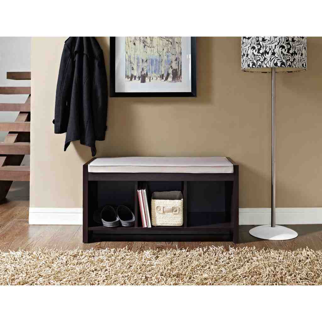 Modern Shoe Storage Bench Home Furniture Design