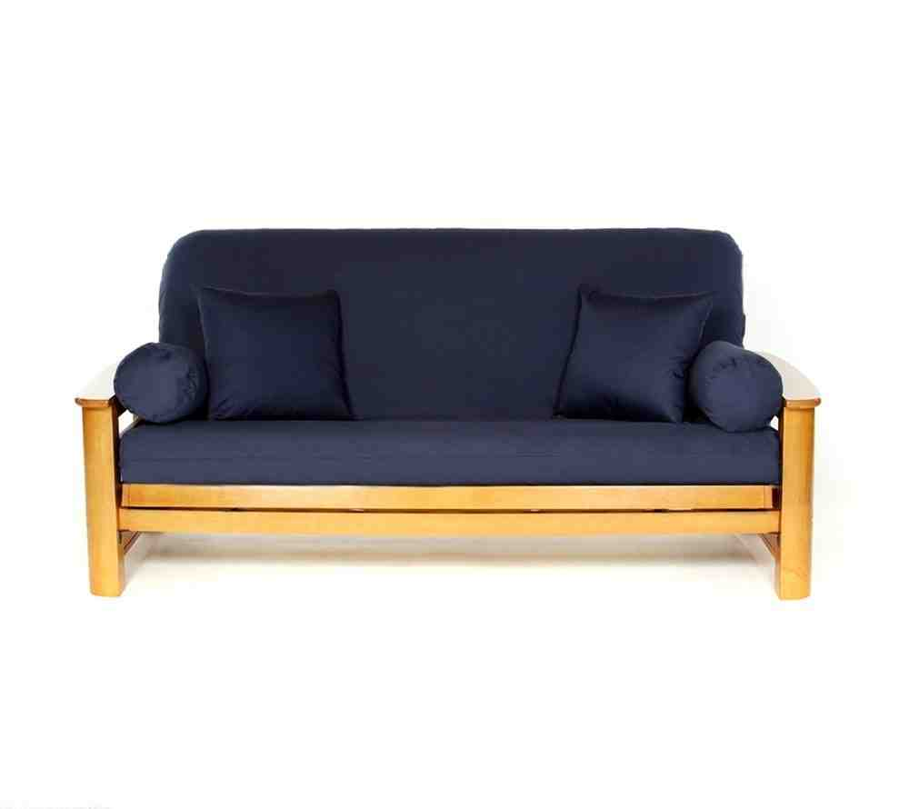 Navy Futon Cover Home Furniture Design