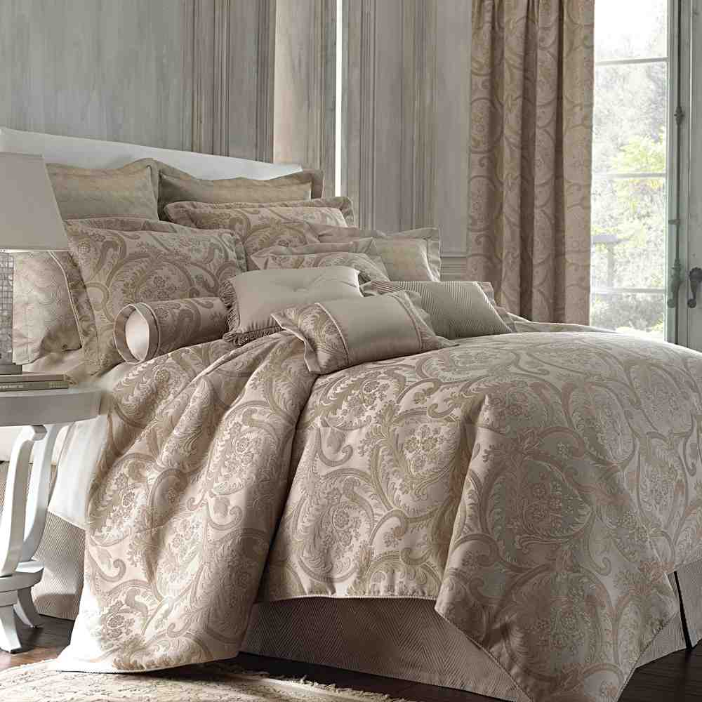 Neutral Bedding Sets Home Furniture Design