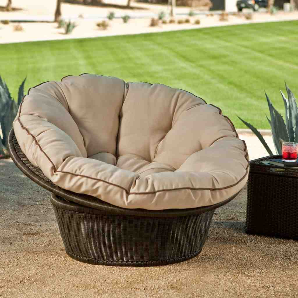 Outdoor Papasan Cushion Cover Home Furniture Design