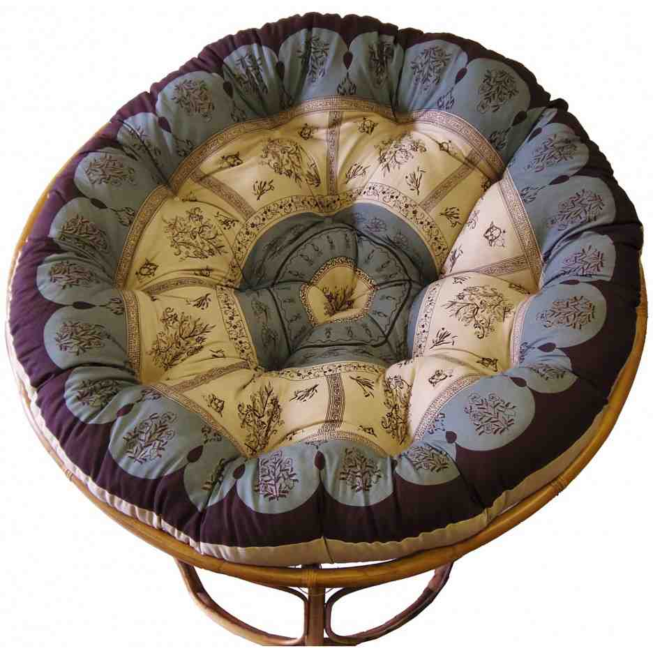 Papasan Chair Cushion Cheap Home Furniture Design