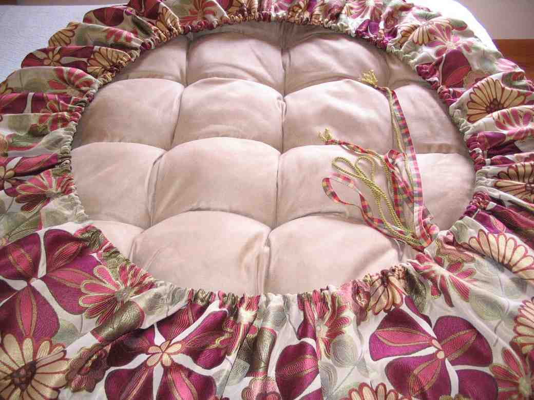 Papasan Chair Cushion Cover - Home Furniture Design