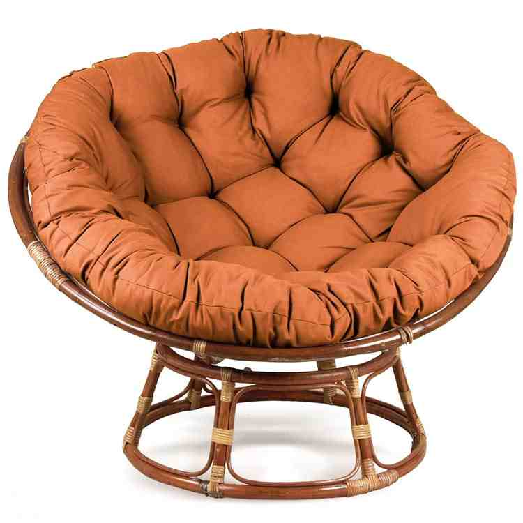 Papasan Chair With Cushion Home Furniture Design