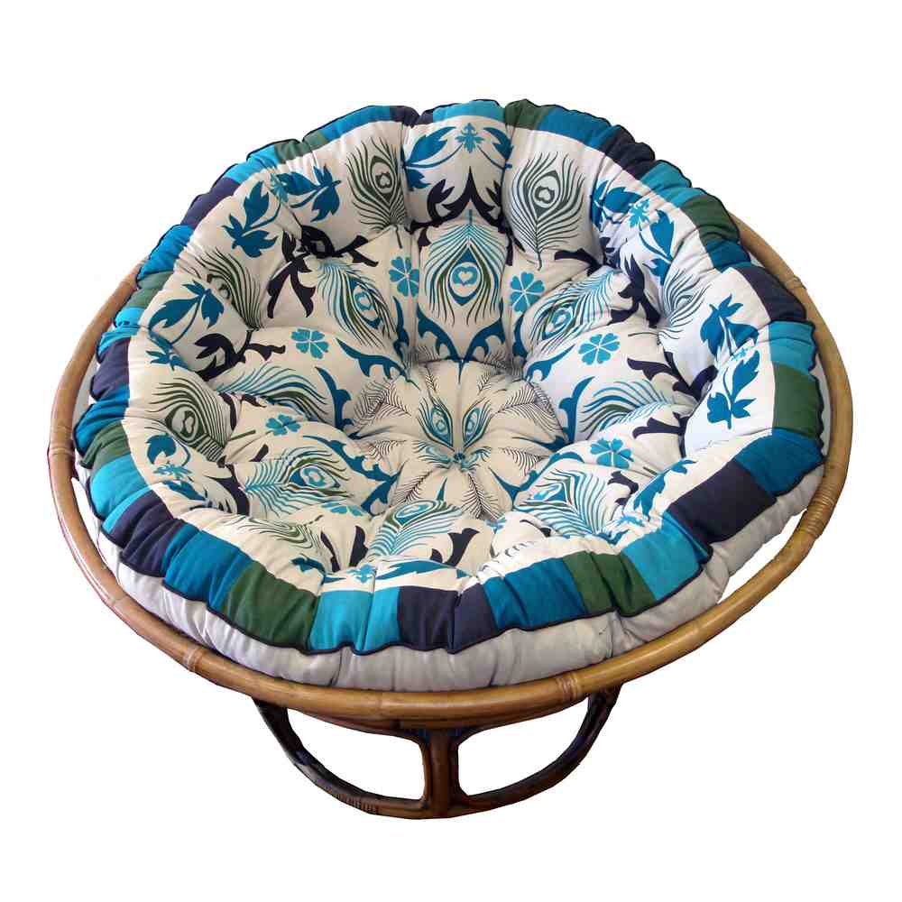 Papasan cushion cover replacement home furniture design Papasan cushion cover
