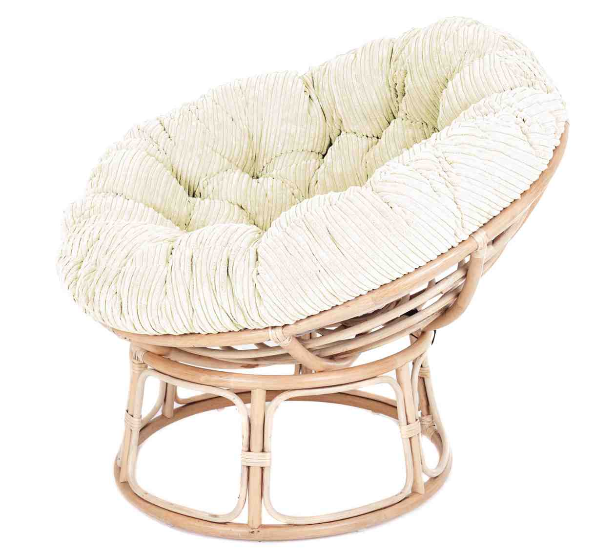 Rattan Papasan Chair Cushion Home Furniture Design