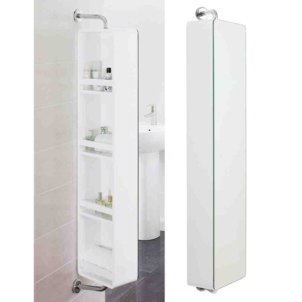 Rotating Storage Cabinet Home Furniture Design