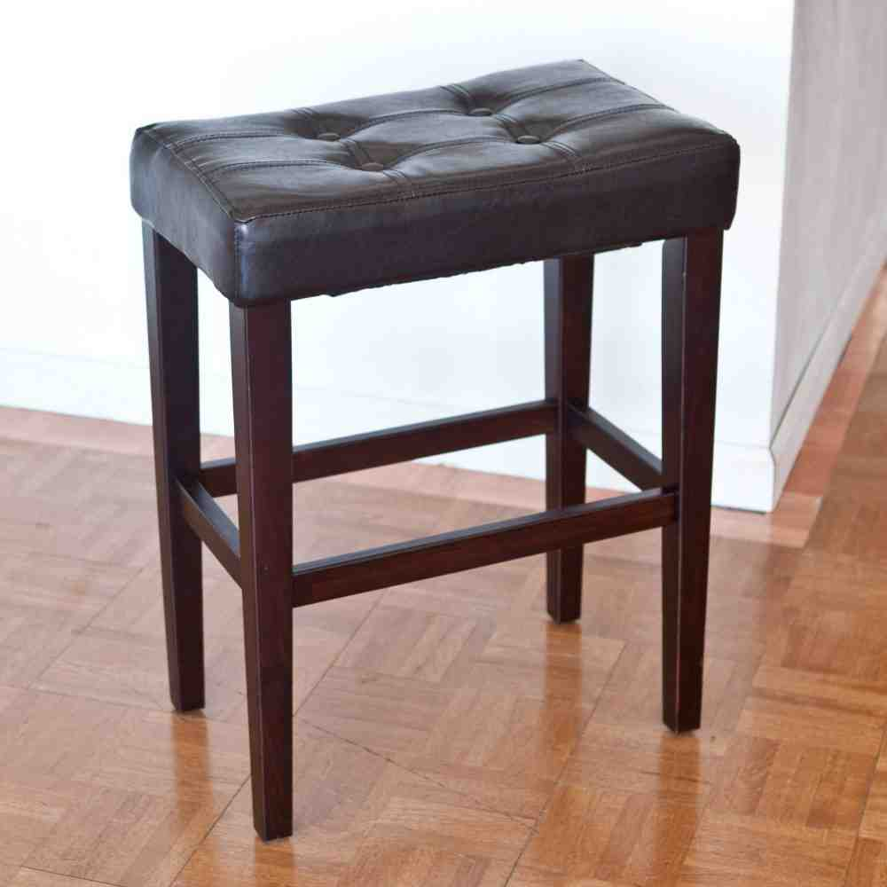 Saddle Seat Bar Stool Cushions Home Furniture Design