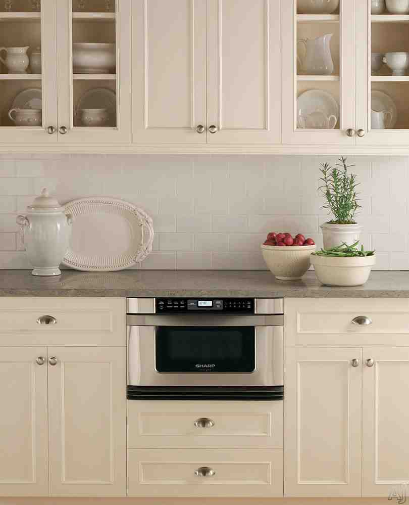 Sharp Under Cabinet Microwave Home Furniture Design