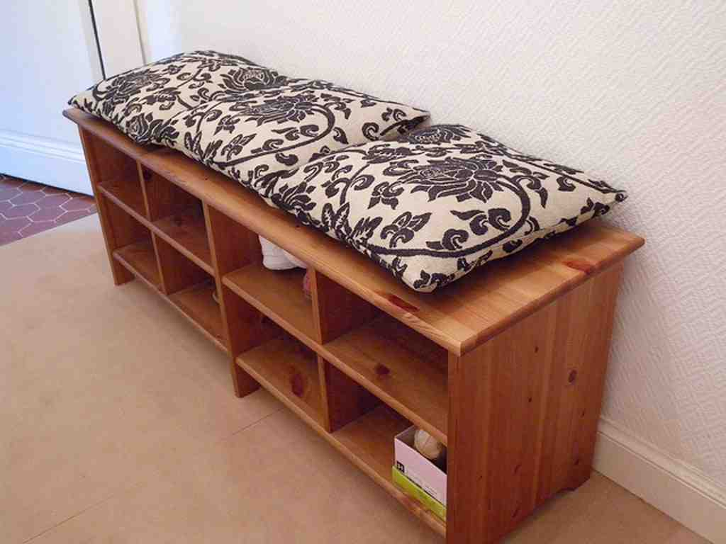 Shoe Storage Bench Ikea Home Furniture Design