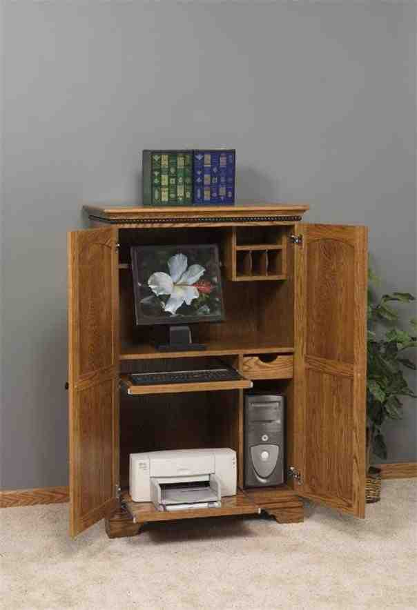 Small TV Armoire - Home Furniture Design