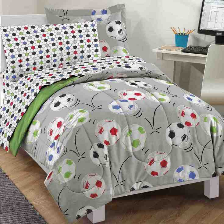 Soccer Bedding Sets Home Furniture Design